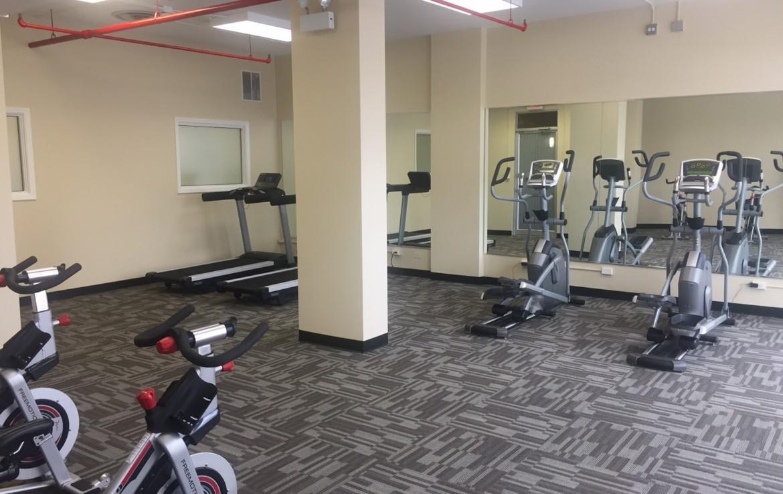 1500 Chicago fitness center A