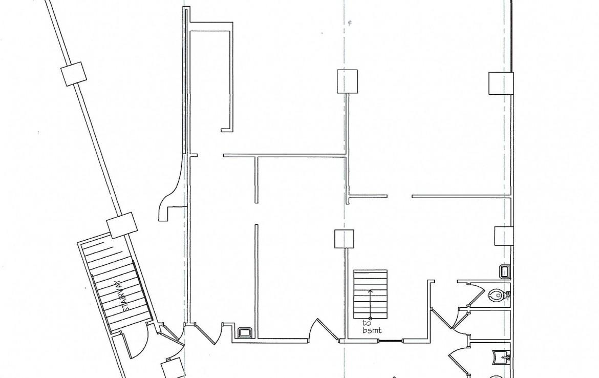 710-714 Church layout