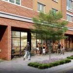 828 lofts streetscape